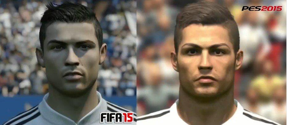 Fifa PES 2015 Cristiano Ronaldo