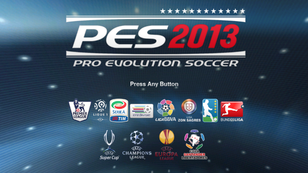 Pro Evolution Soccer 2013 Patch - QPES