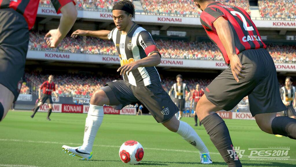 PES 2014 PC System Requirements