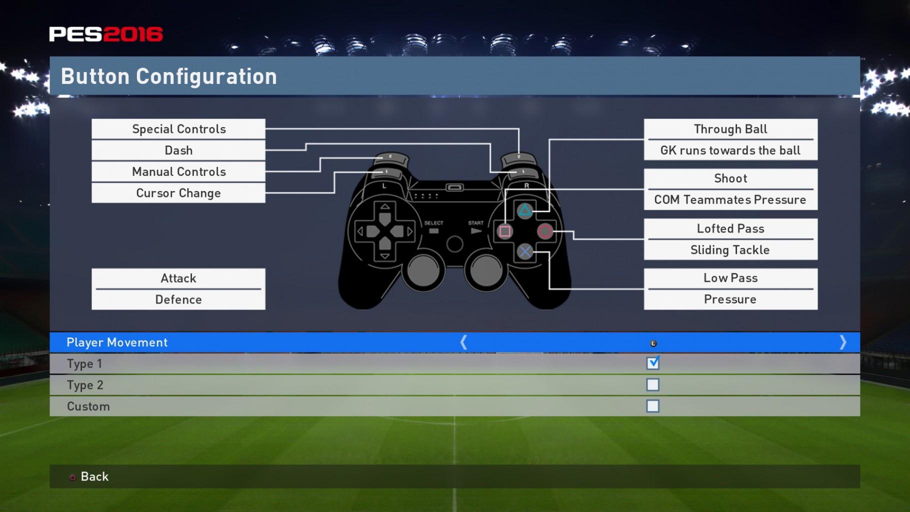 PES 2016 Joystick - Joypad