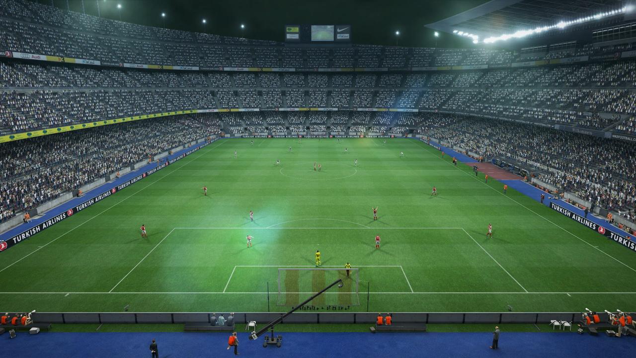 Camp Nou PES 2013 qpes v13