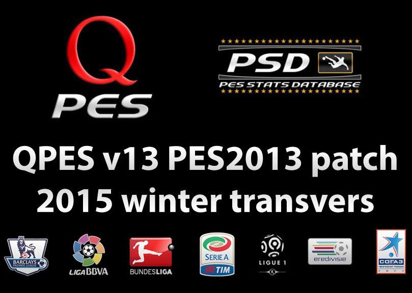 Qpes V13 Winter Transfers